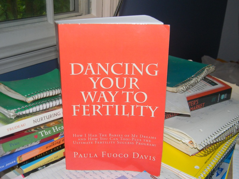 Dancing To Fertility Book